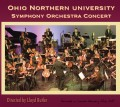 Ohio Northern Univ. Symphony Orchestra Concert 2013