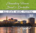 CMEA Connecticut 2019 Elementary Honor Orchestra and Band 4-11-2019 CD-DVD