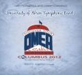 Ohio OMEA Conference 2012 University of Akron Symphonic Band