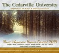 Cedarville University Showcase Honor Band, Choir, and Orchestra 2-16-2019 CD