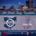 Ohio Music Education Association OMEA 2018 All-State Jazz CD/Photo