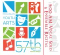 Michigan Youth Arts Festival MYAF 2019 MSVMA 9 AM Vocal and Solo & Ensemble  5-10-2019 CD