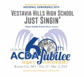 ACDA 2019 National - Vestavia Hills High School - Just Singin' MP3