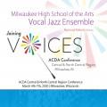 ACDA Central-North Central 2020 Milwaukee High School Arts Vocal Jazz MP3
