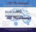 2017 NAfME Northwest-WMEA Conference Feb. 17-19, 2017 All-Northwest Mixed Choir & Treble Choir CD/DVD