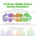ACDA Northwestern 2020 Porter Middle School Porterliers CD