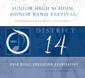 Ohio OMEA District 14  Middle School Honors Band  1-13-2019  MP3