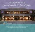 NAfME All-National 2015 Jazz Ensemble & Mixed Choir