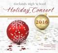 Firelands High School Band and Choir Holiday Concert CD 12-15-2016