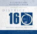 Ohio OMEA District 16 Honor Choir 11-18-2017 CD