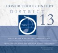 Ohio Music Education Association OMEA District  13 Honors Chorus 2-25-2017 CD