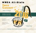 WMEA All-State 2016 All-State Jazz Concert