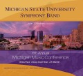 Michigan 2011 Michigan State University Symphony Band