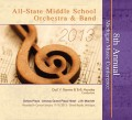 Michigan Music Conference 2013 All-State Middle School Orchestra Band DVD