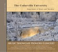Cedarville University Showcase Honor Band, Choir and Orchestra 2-13-2016 CD