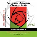 ACDA Western Division 2018 Pepperdine University Chamber Singers March 14-17, 2018 MP3