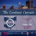 Ohio Music Education Association OMEA 2018 The Cardinal Chorale CD