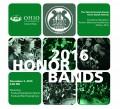 Ohio University Honor Band Concert CD  12-3-2016