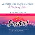 ACDA Western 2020 Salem Hills High School Singers MP3