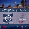 Ohio Music Education Association OMEA 2018 All-State Orchestra CD/DVD/Photo