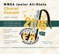 WMEA All-State 2016 Junior All-State Choral Concert
