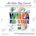 Washington WMEA 2018 Conference Feb. 16-18, 2018 High School All-State Jazz Concert CD