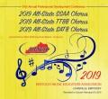 Kentucky KMEA 2019 All State Men's Chorus, Women's Chorus, & Mixed Chorus 2-7-19CD/DVD