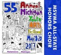 Michigan Youth Arts Festival MYAF 2017 MSVMA All-State Honors Choir 5-20-2017 MP3