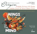 Oregon OMEA 2020  Middle School All-State Treble & Tenor-Bass Choirs  CD, DVD, and Combo Sets