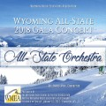 WMEA 2018 Wyoming Music Educators Association All-State Orchestra 1/14-16/2018 CD/DVD