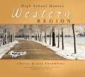 CMEA Connecticut Western Region High School 2014  Chorus & Jazz Ensembles CD