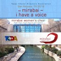 2018 Texas Choral Directors Association :  mirabai  7-27-2018 CD