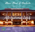 NAfME 2014 All-National Concert Orchestra & Band CD, DVD, CD-DVD