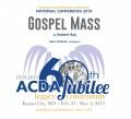 ACDA 2019 National - Gospel Mass CD