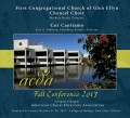 ACDA Illinois Fall Conference 2017 - First Congregational Church of Glen Ellyn & Cor Cantiamo CD 10-27-2017