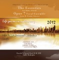 ACDA Northwest Divisional Conference 2012 The Esoterics & Opus 7 Vocal Ensemble