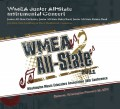 WMEA Junior All-State Bands and Junior All-State Orchestra 2011 CD-DVD Set