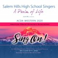 ACDA Western 2020 Salem Hills High School Singers CDs, DVDs, and Combo Sets