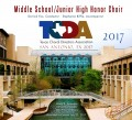 2017 Texas Choral Directors Association TCDA MS/JH Choirs 7-22-2017 MP3
